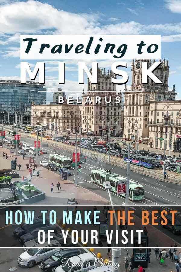Unique things to do in Minsk, Belarus to have a really special trip. From cool places with a view of the city to kayak trips and self-guided tours. Discover Minsk today #belarustravel #minskbelarus #easterneurope