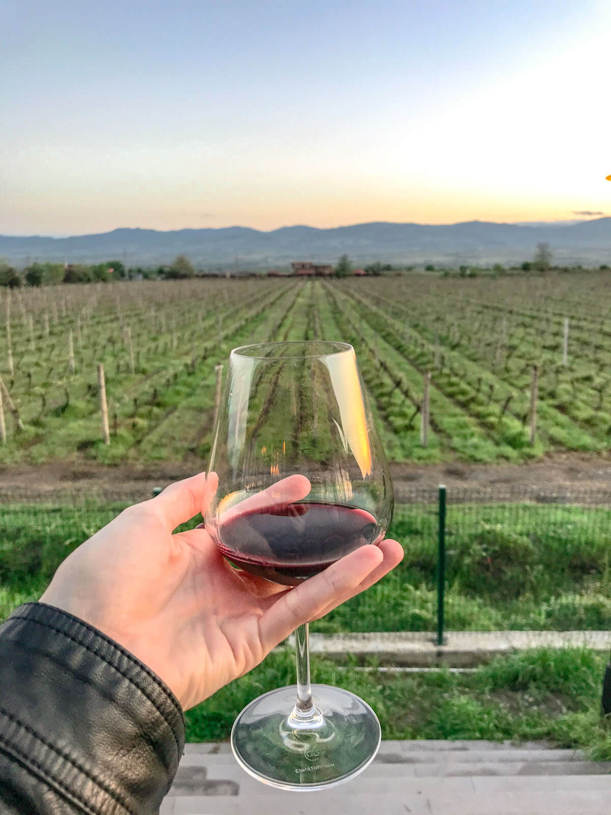 visiting Kakheti for wine