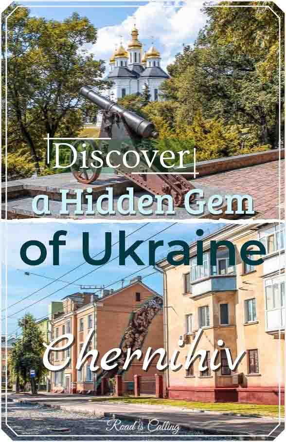 Chernihiv in Ukraine is a special city which not many people know about. Read my comprehensive guide to Chernihiv to find out why you should visit, where to go, where to eat, where to stay and what to do. And as a bonus, I mention a few wonderful road trips from Chernihiv to help you discover Northern Ukraine #ukrainetravel #bestofukraine #visitukraine