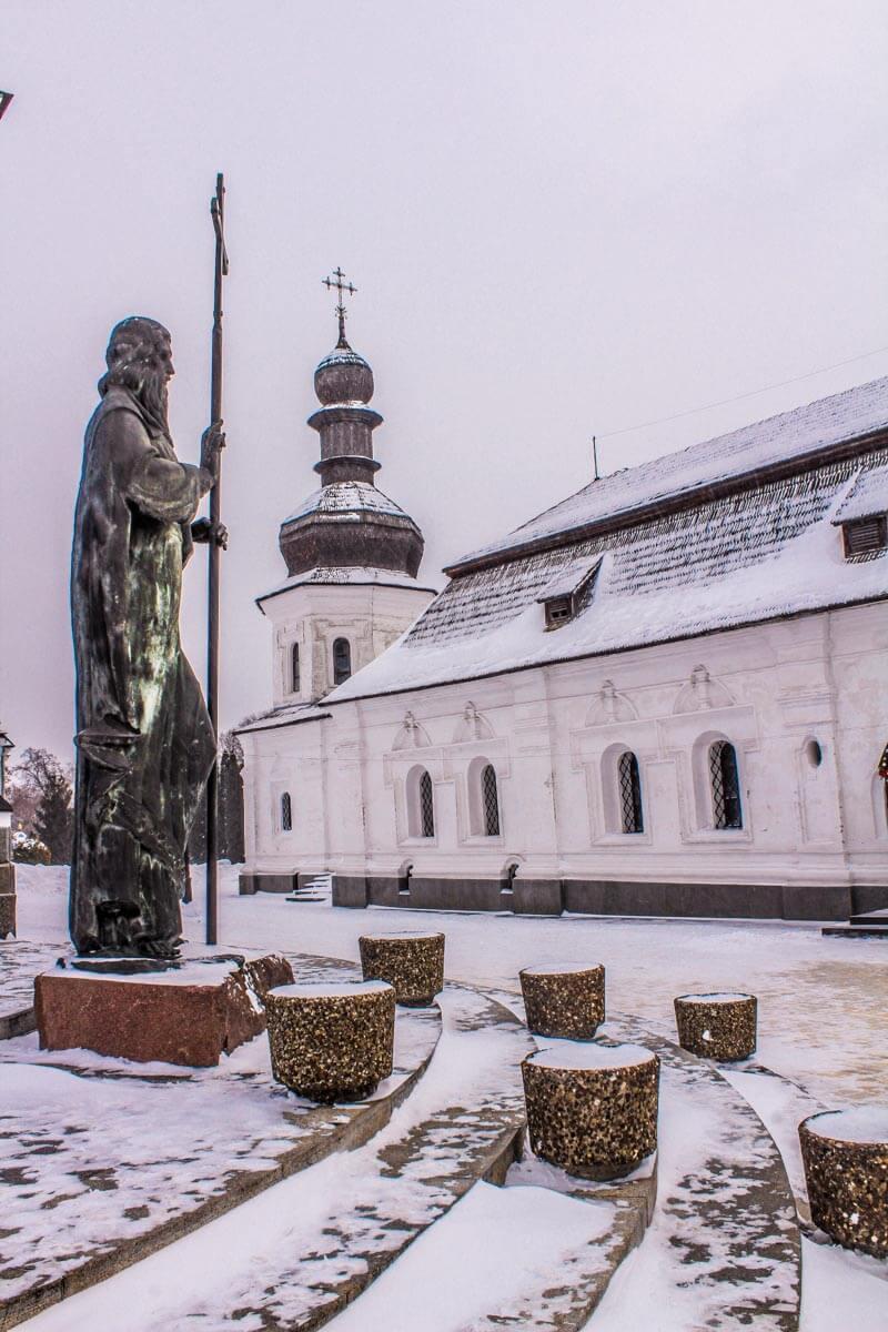 January Kyiv