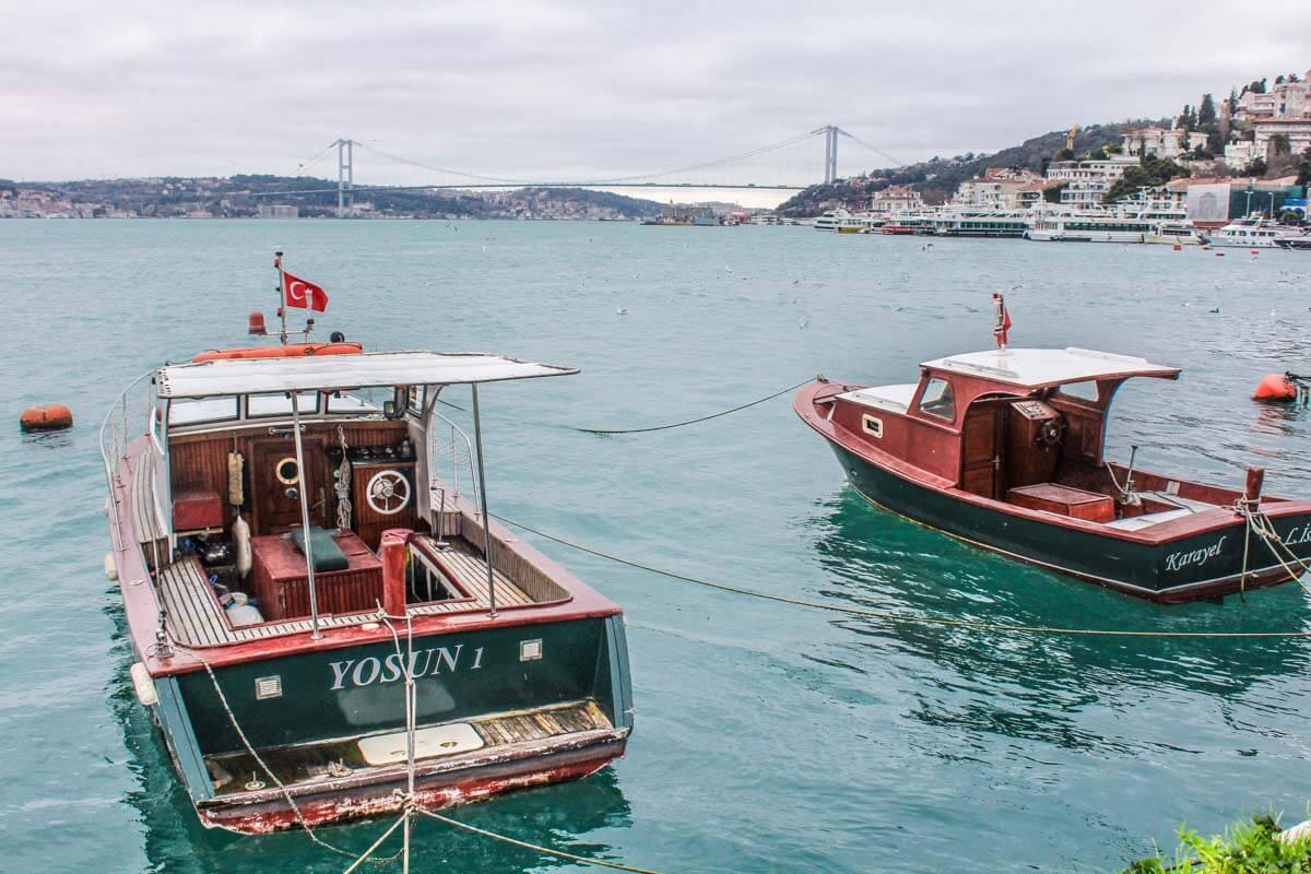 Istanbul Bebek neighborhood
