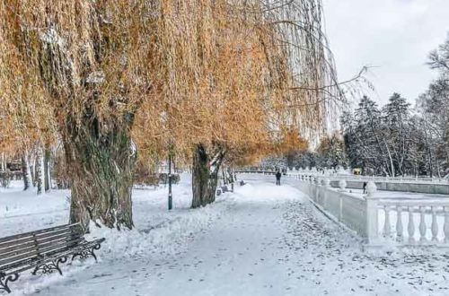 cheapest places to travel in Europe in winter