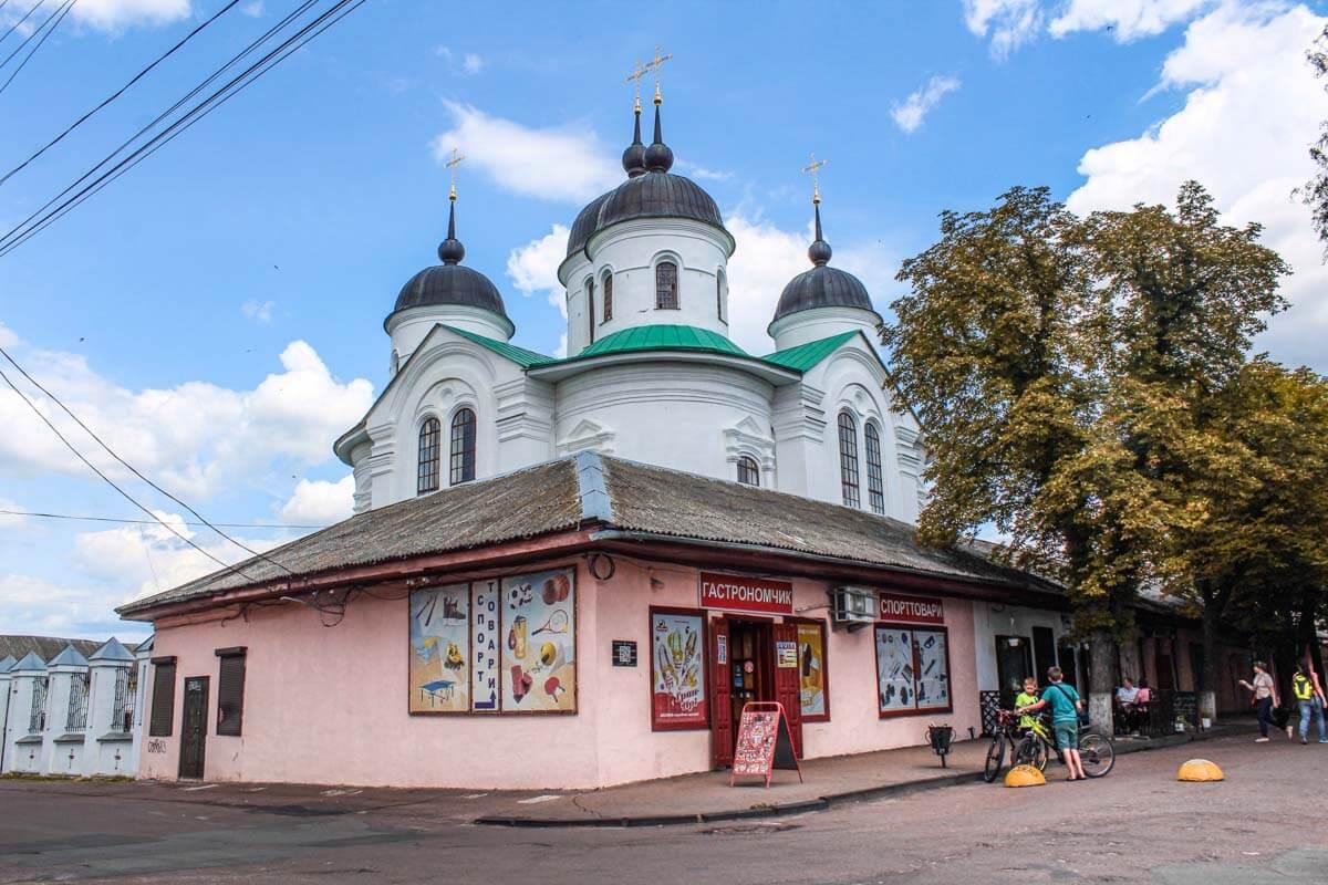 day trips from Kiev