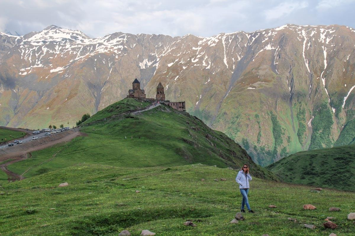 Tbilisi to Kazbegi travel