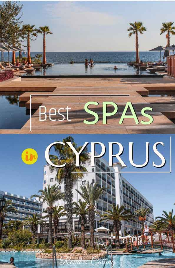 This guide on the best spa hotels in Cyprus is featuring the best places to stay for hot stone massages, facials, body wraps, reflexology, anti-aging, hydrotherapy and more. If you are going to Cyprus, this guide will come in handy for sure! #cyprustravel #bestofcyprus #spasincyprus