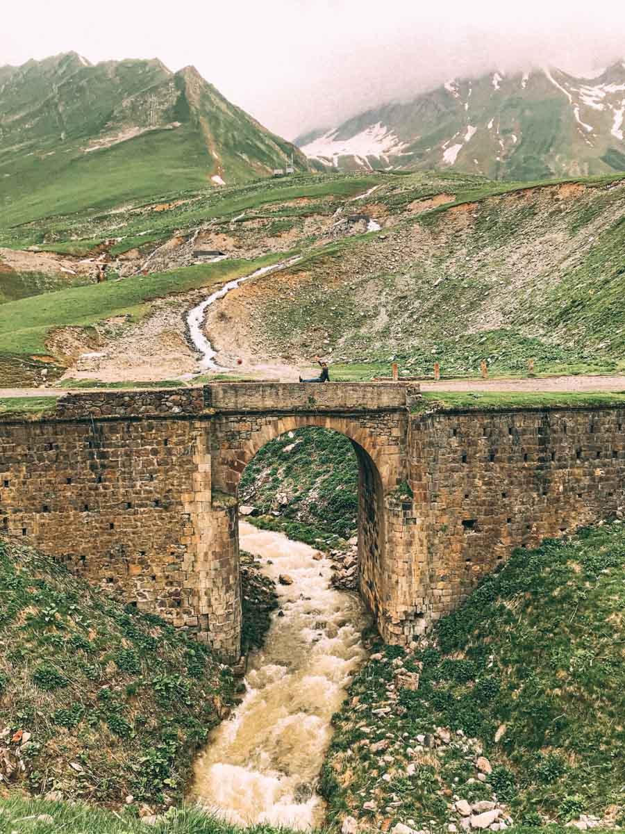 Tbilisi to Kazbegi road trip