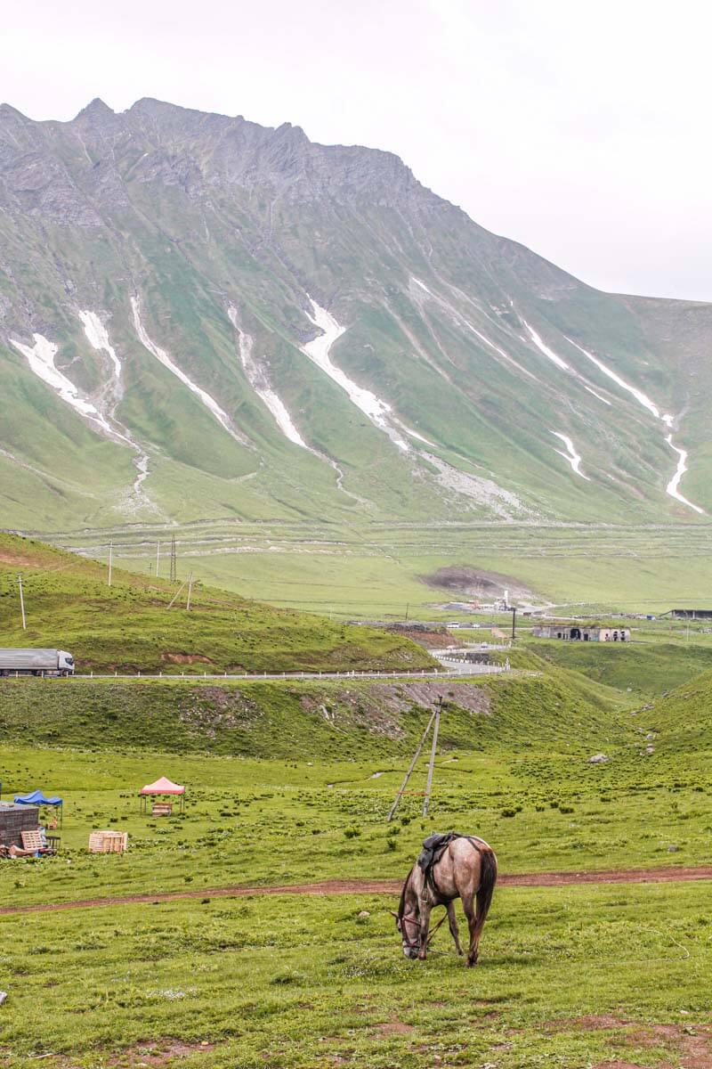 nature of Kazbegi