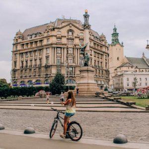 Lviv to Krakow