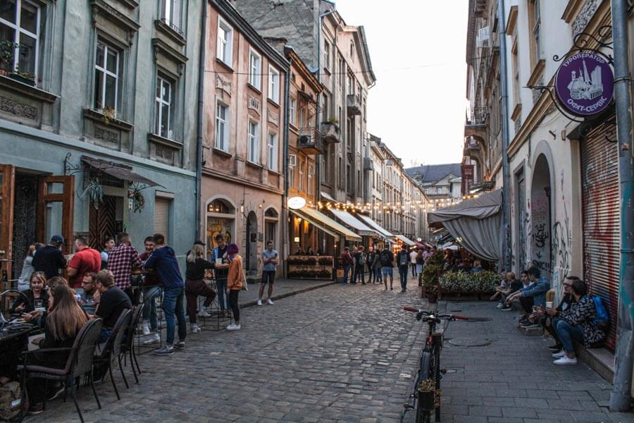 places to visit in Lviv