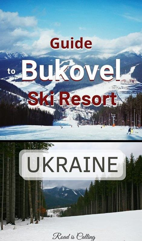 Thinking about skiing in Bukovel? My Bukovel ski guide will give you the essential low-down on what to expect from the country's top resort destination #skiinginukraine #skiingineurope #bestofukraine