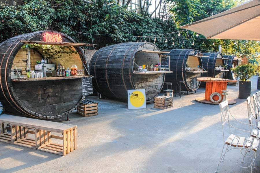 bars in Tbilisi