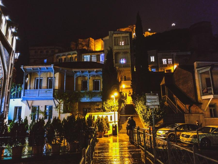 nightlife in Tbilisi