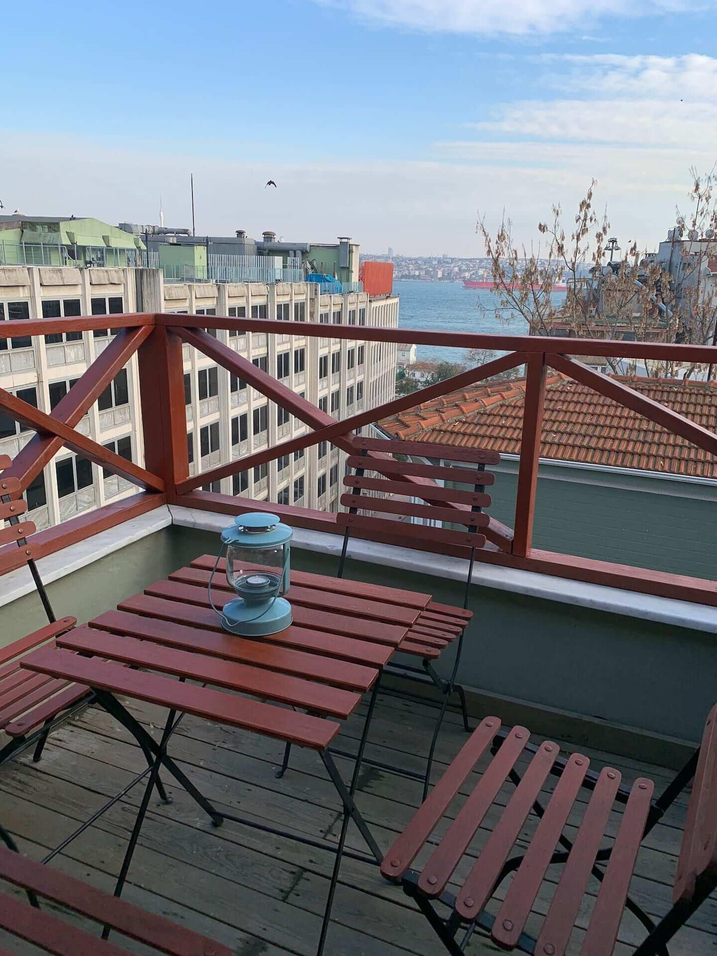 airbnb Istanbul Beyoglu