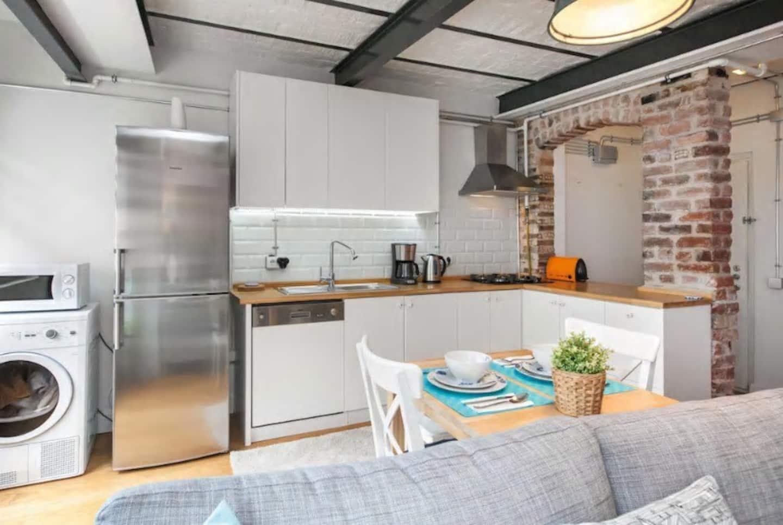cozy rental flat in Galata