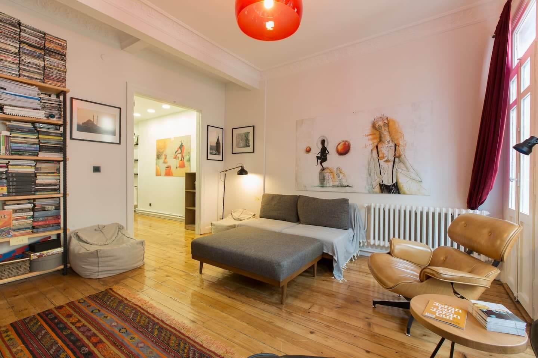 apartment for rent in Cihangir