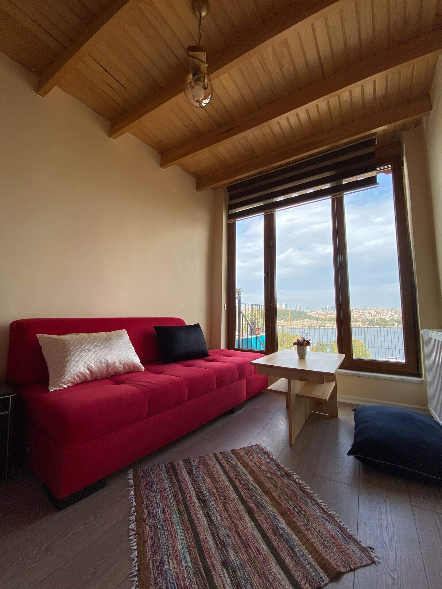Cute studio for rent in Balat