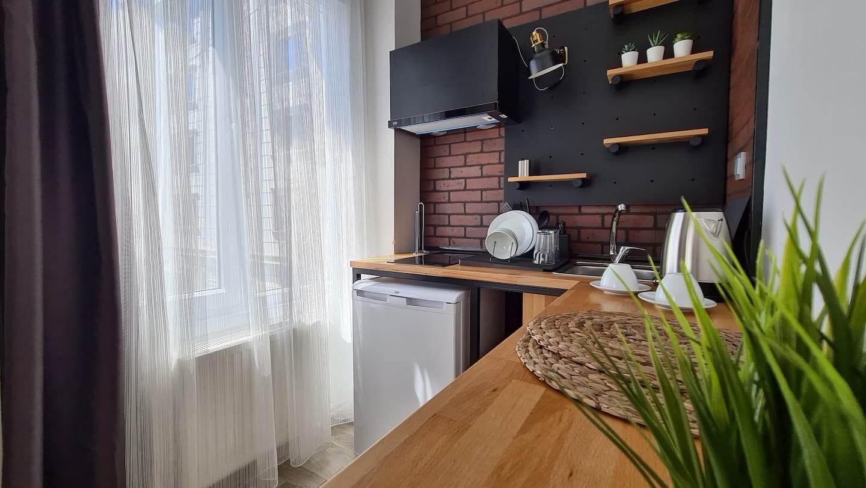 modern studio for rent in Sultanahmet