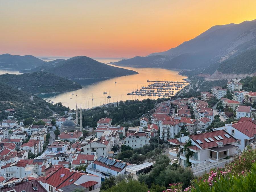 Antalya to Fethiye road trip