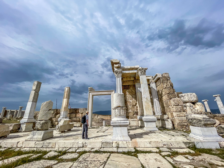 ancient city in Antalya