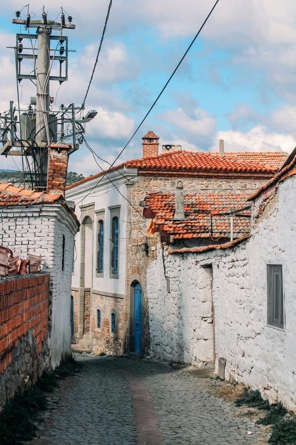 Bergama streets