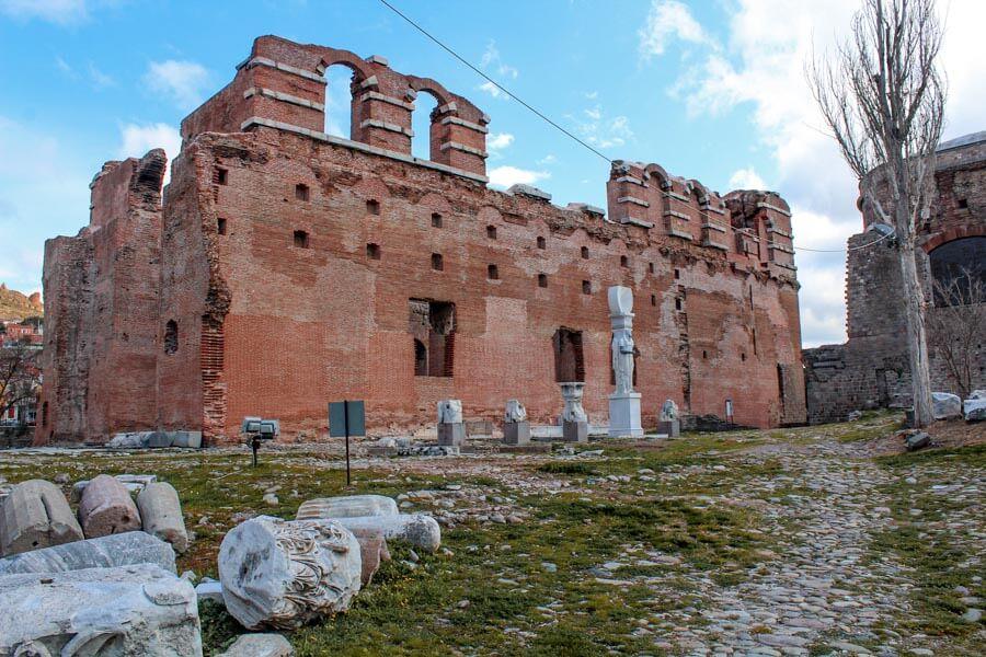Red Basilica Bergama