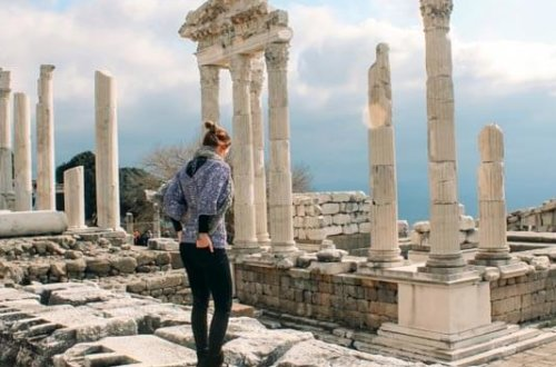 Pergamon Bergama Turkey