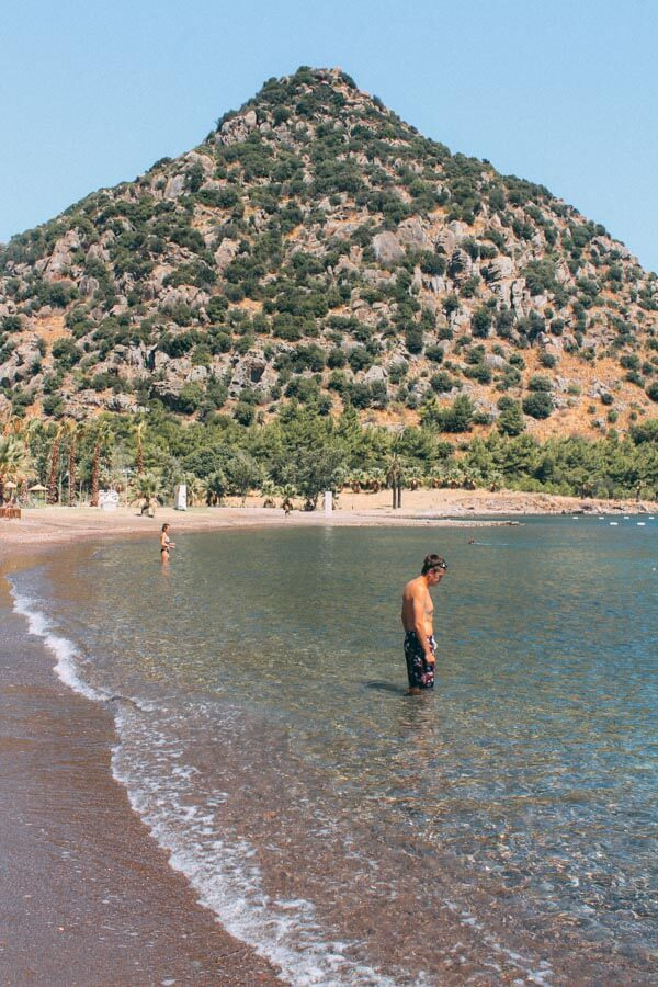 Bodrum beaches