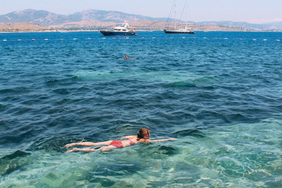 Best Bodrum beaches