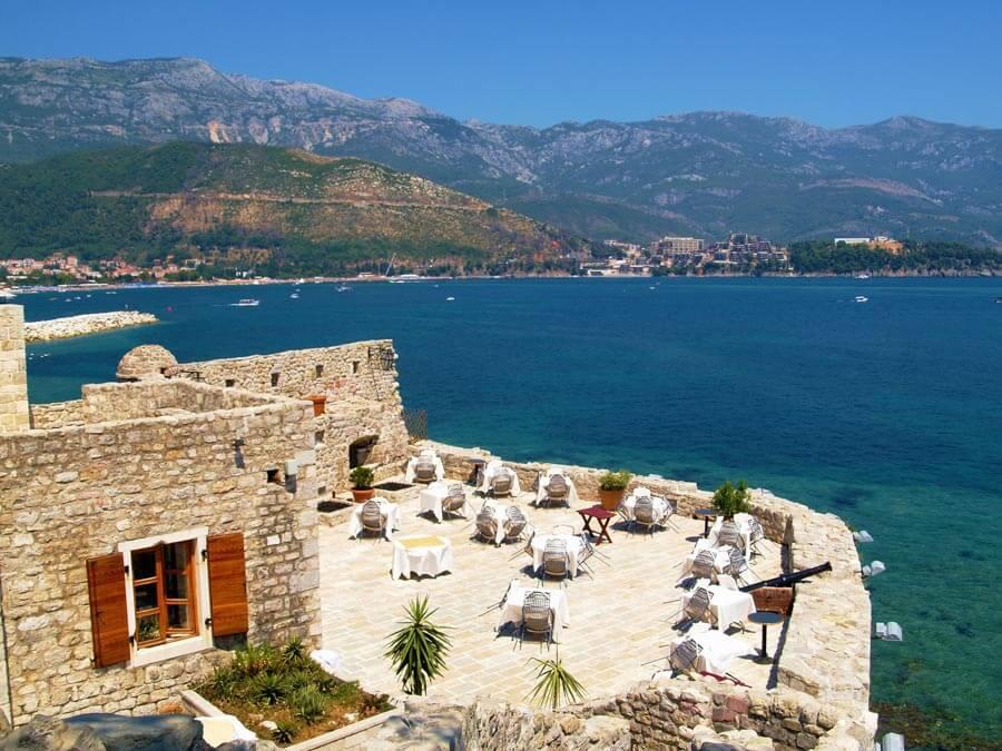 best beaches in Budva Montenegro