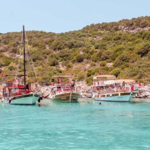 best boat trip from Bodrum