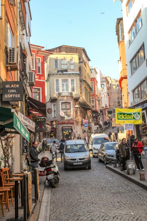 Besiktas neighborhood