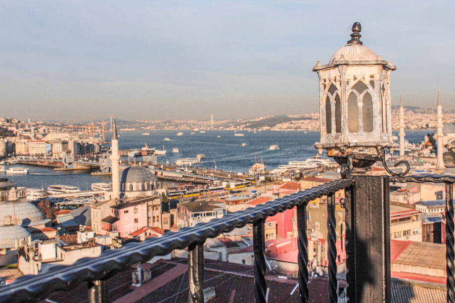 best places to visit in Istanbul