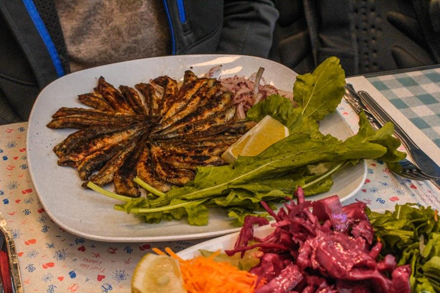 places to eat in Istanbul