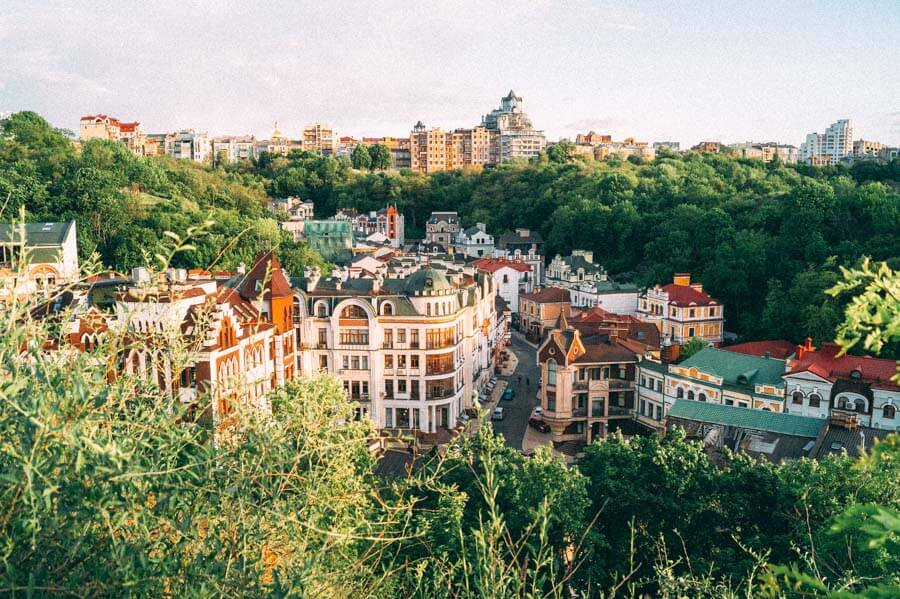 best time to visit Kyiv