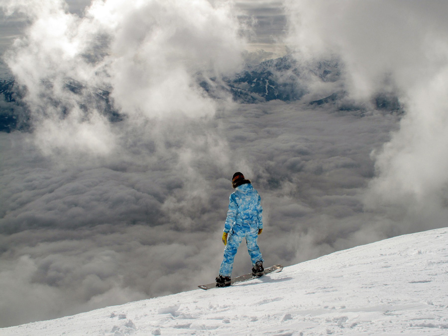 snowboarding trip Colorado
