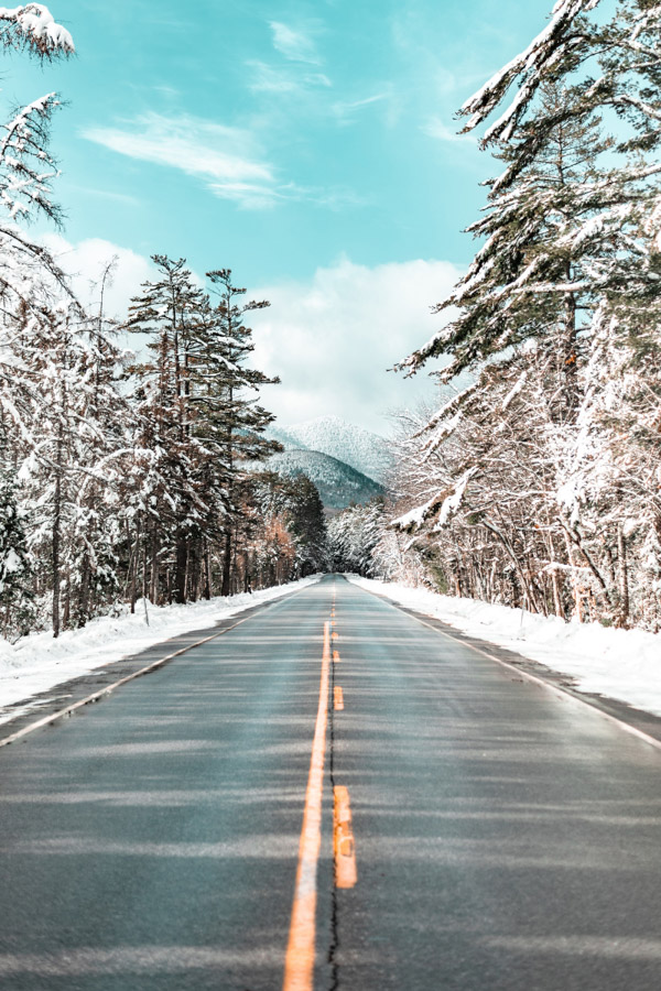 best winter destinations in USA