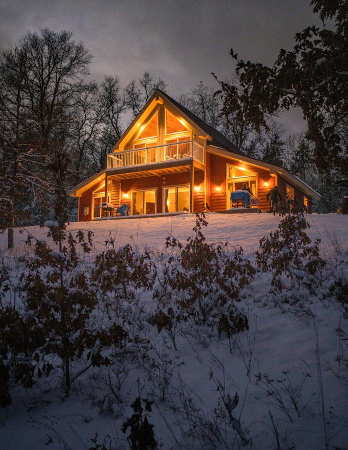 best northeast winter getaways
