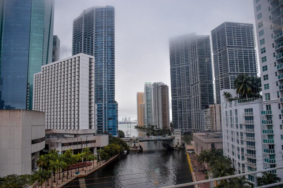 Miami winter getaway