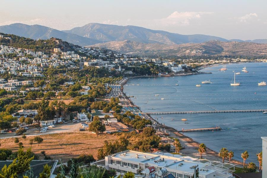 Bodrum or Marmaris