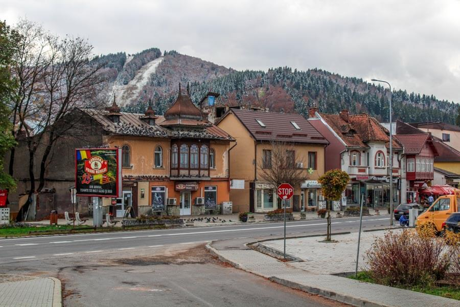 Bucharest to Brasov road trip