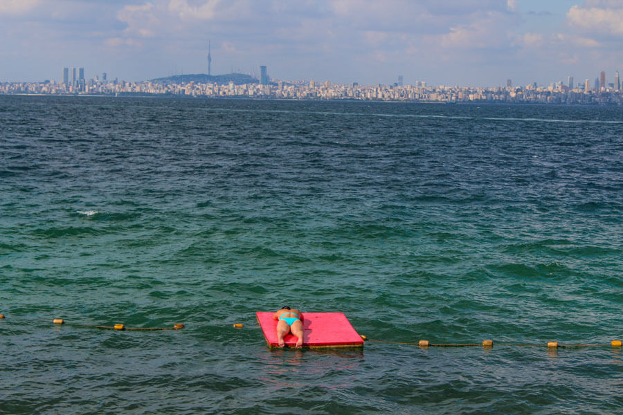 beaches in Istanbul