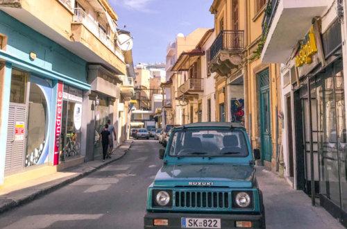 car rental in Cyprus