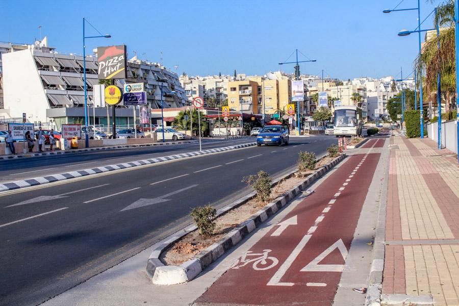 Larnaca to Limassol taxi