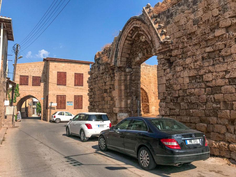 Limassol roads