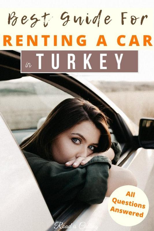 Renting a car in Turkey guide