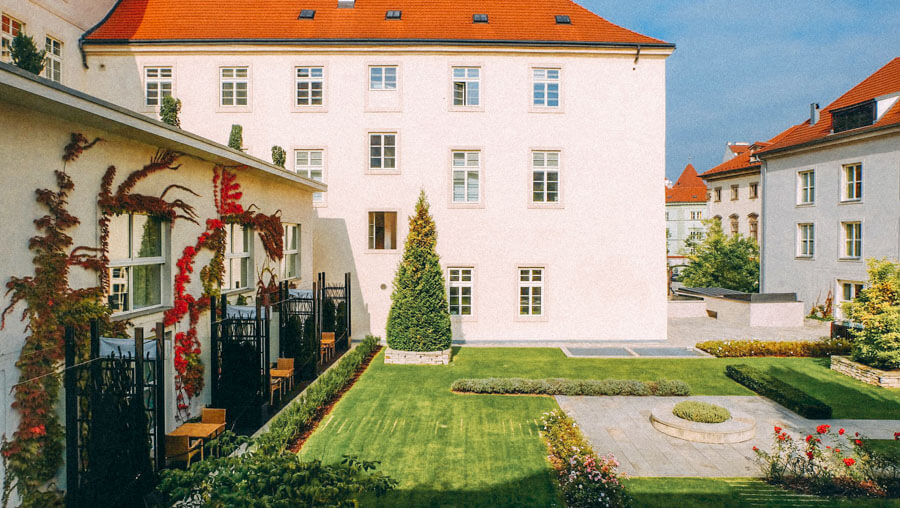 best castle hotels in prague