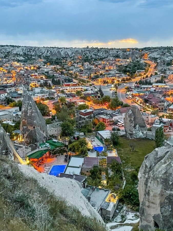 Cappadocia cave hotels with pools