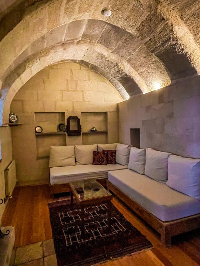 Ottoman cave house