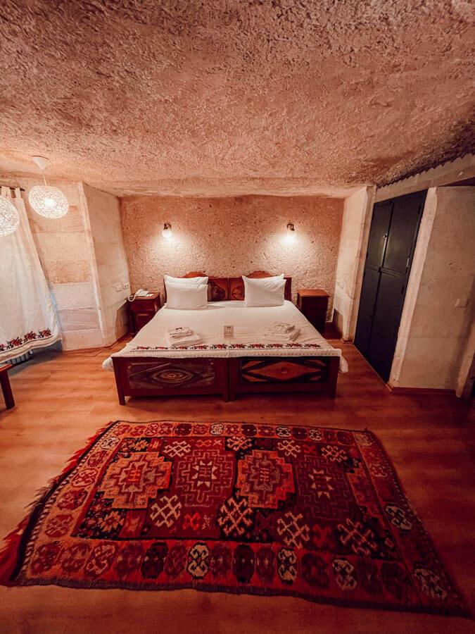 luxury hotels Cappadocia