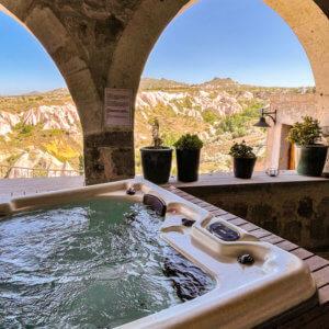 January Cappadocia